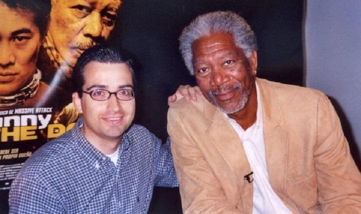 Morgan Freeman y José Luis Panero | 9 mujeres contra Plácido Domingo aunque apenas deis la cara