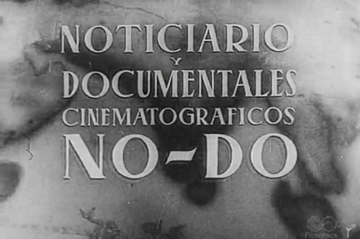 Careta del NO-DO | Cátedra lanza su documentado 'NO-DO: El tiempo y la memoria'