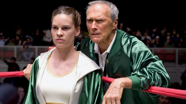 Duelo de titanes con Hillary Swank y Clint Eastwood en Million Dollar Baby | La eutanasia llega a España