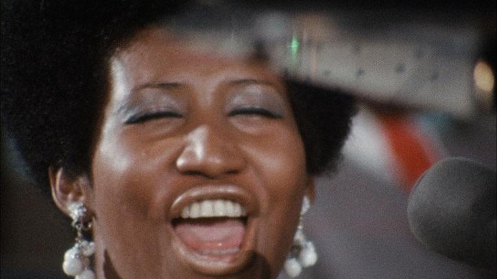 Aretha Franklin | 'Amazing Grace': Sydney Pollack y Alan Elliott resucitan a Aretha Franklin