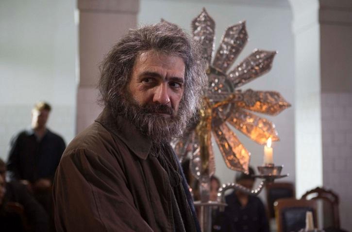 El actor César Troncoso | Jayme Monjardim lleva al cine a un influencer en 'El vendedor de sueños'
