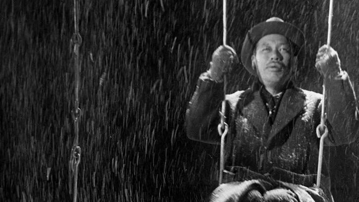 Fotograma del filme Vivir, de Akira Kurosawa | La eutanasia llega a España