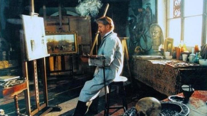 Fotograma del filme   El Papa San Juan Pablo II escribió para teatro 'Hermano de Nuestro Dios'