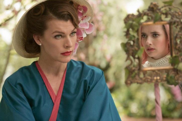 Milla Jovovich | 'Paradise Hills': Alice Waddington debuta con una digna distopía feminista