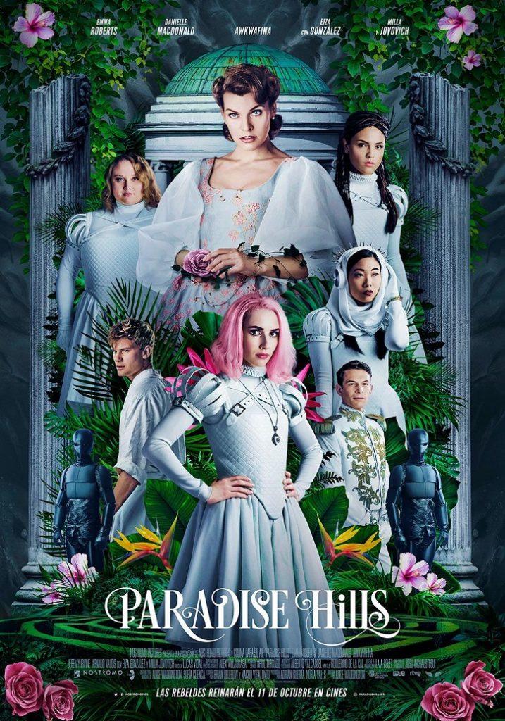 Cartel promocional del filme Paradise Hills | 'Paradise Hills': Alice Waddington debuta con una digna distopía feminista