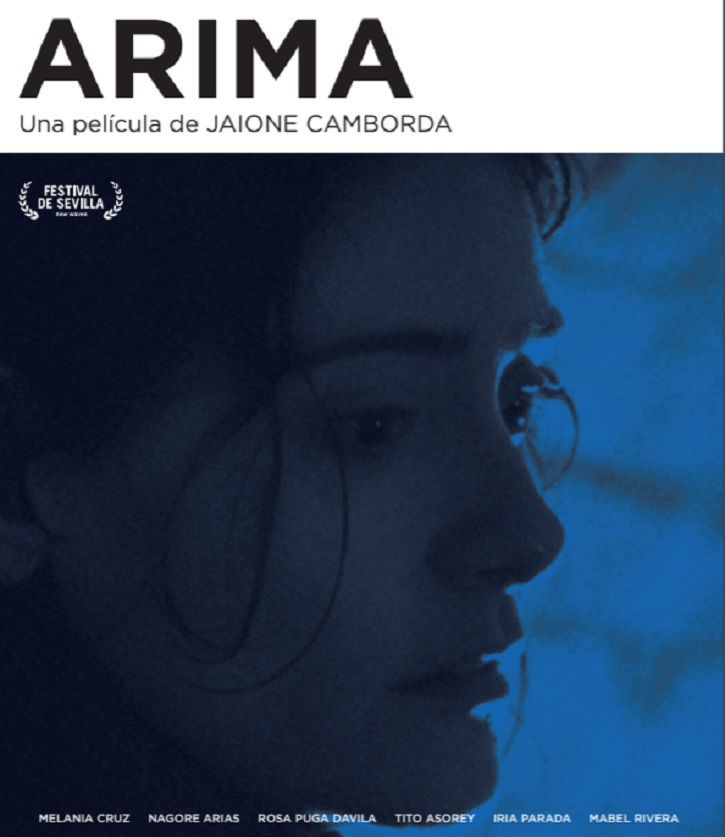 Cartel promocional del filme Arima, de la cineasta vasca Jaione Camborda | Jaione Camborda presenta en Sevilla 'Arima' su ópera prima