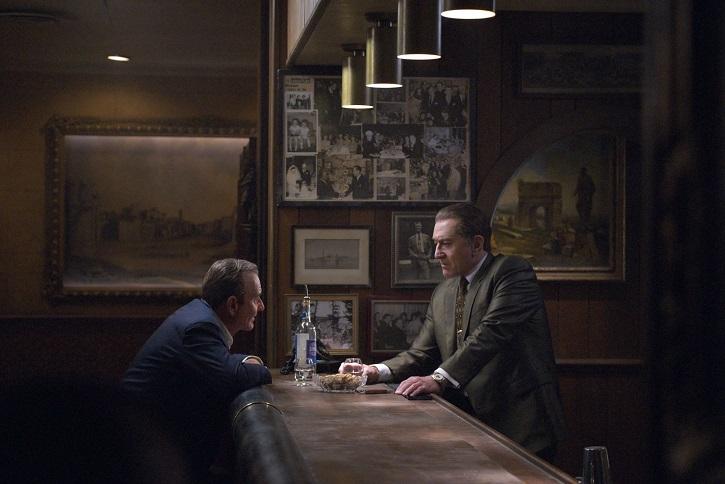 Joe Pesci y Robert de Niro | 'El Irlandés': Martin Scorsese padrino del crimen organizado