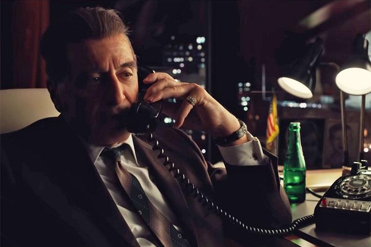 Al Pacino | 'El Irlandés': Martin Scorsese padrino del crimen organizado