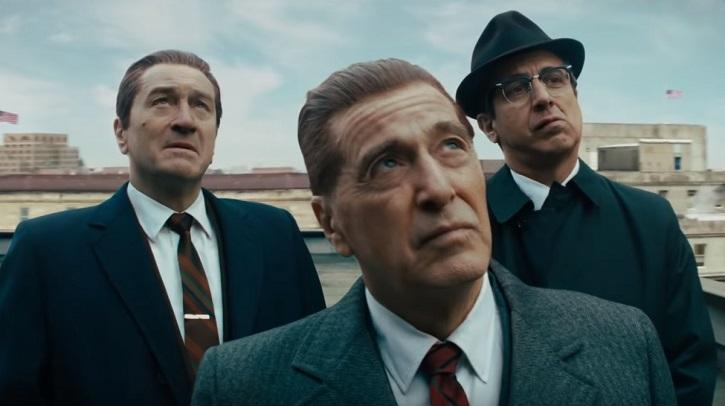Trío de ases en El Irlandés | 'El Irlandés': Martin Scorsese padrino del crimen organizado
