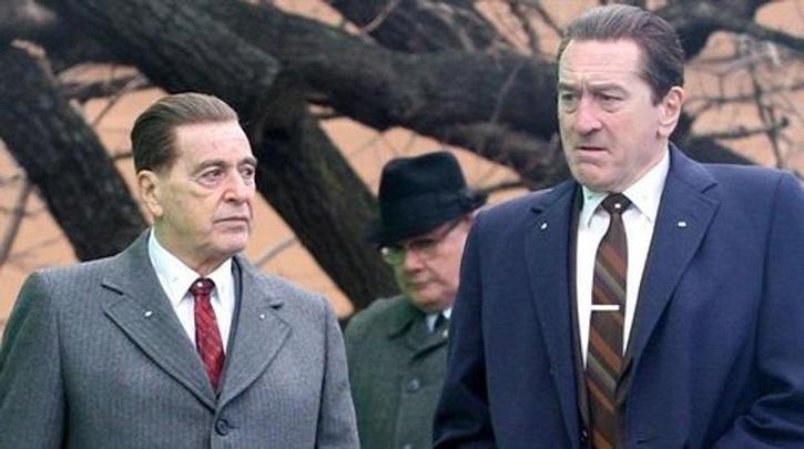 Al Pacino y Robert De Niro | 'El Irlandés': Martin Scorsese padrino del crimen organizado
