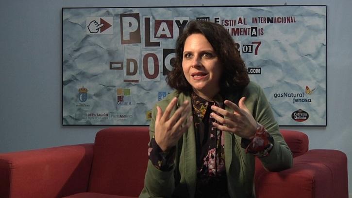 Jaione Camborda | Jaione Camborda presenta en Sevilla 'Arima' su ópera prima