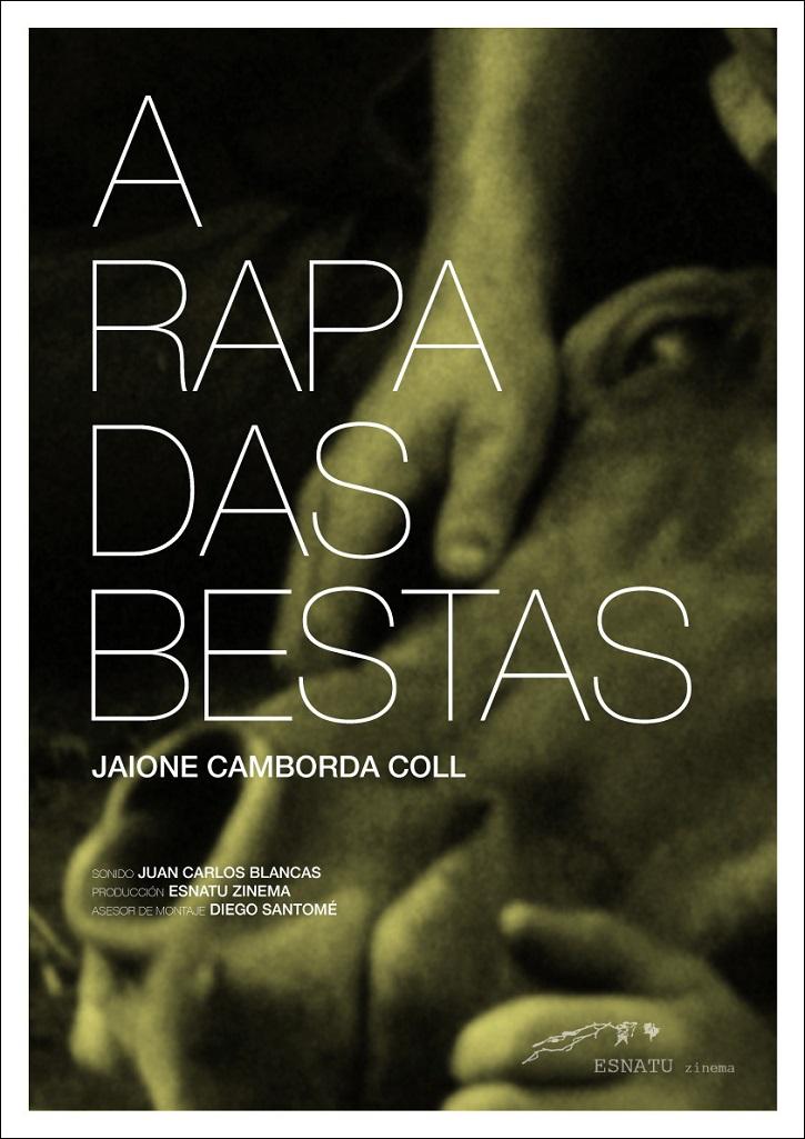 Cartel del laureado trabajo de Camborda, Rapa das bestas | Jaione Camborda presenta en Sevilla 'Arima' su ópera prima