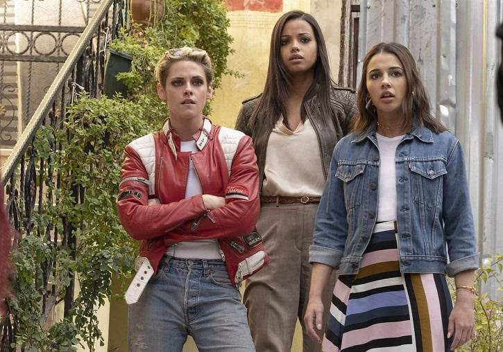 Ella Balinska, Kristen Stewart, Naomi Scott | 'Los Ángeles de Charlie': insulso refrito de la actriz Elizabeth Banks