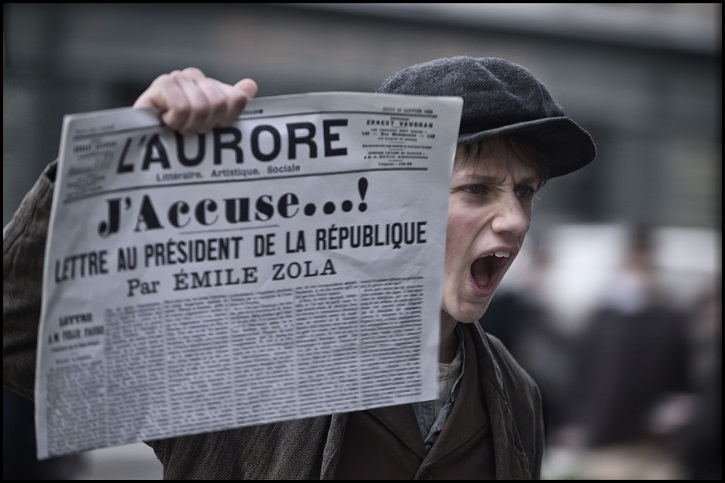 Revelador fotograma del filme | 'El oficial y el espía': Roman Polanski mantiene intacto su talento