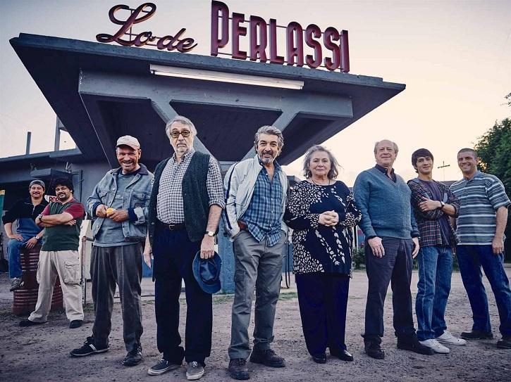 Luis Brandoni, Ricardo Darín, Rita Cortese   'La odisea de los giles': Sebastián Borensztein irá a los Oscar