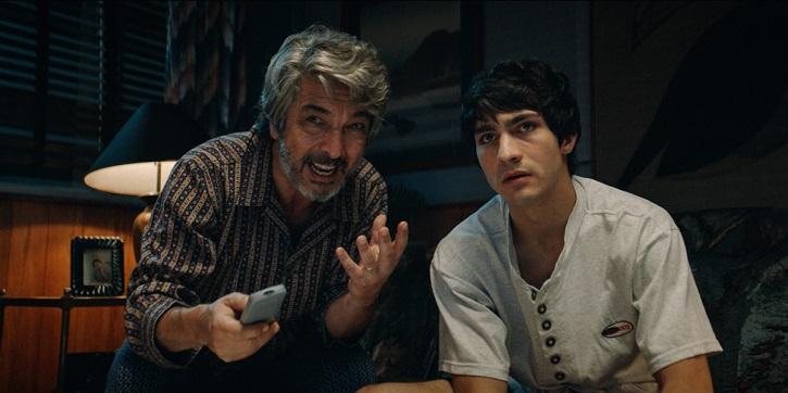 Ricardo Darín y su hijo Chino Darín   'La odisea de los giles': Sebastián Borensztein irá a los Oscar