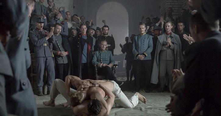 Exhibiciones de lucha para deleite de los mandos militares | 'Eter': Krzysztof Zanussi entrega un ejemplar drama sobre ciencia y fe