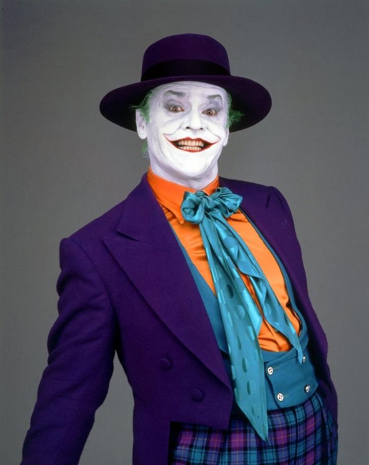 Jack Nicholson también encarnó a Joker | ¿Joaquin Phoenix ('Joker') o Heath Ledger ('El caballero oscuro')?