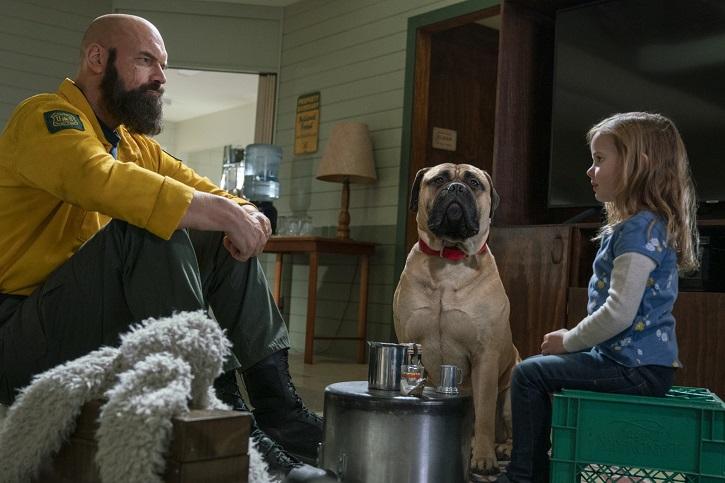 Tyler Mane y Finley Rose Slater | Andy Fickman aburre con su cansina comedia 'Jugando con fuego'