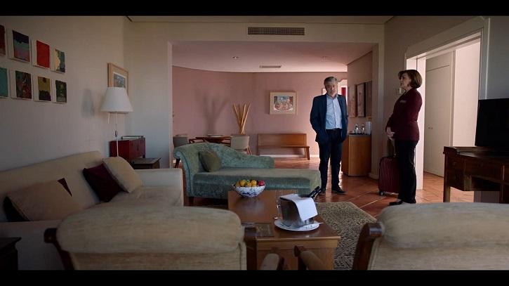 Fotograma de la aventura | 'La Suite Nupcial': Carlos Iglesias bendice la infidelidad en el matrimonio