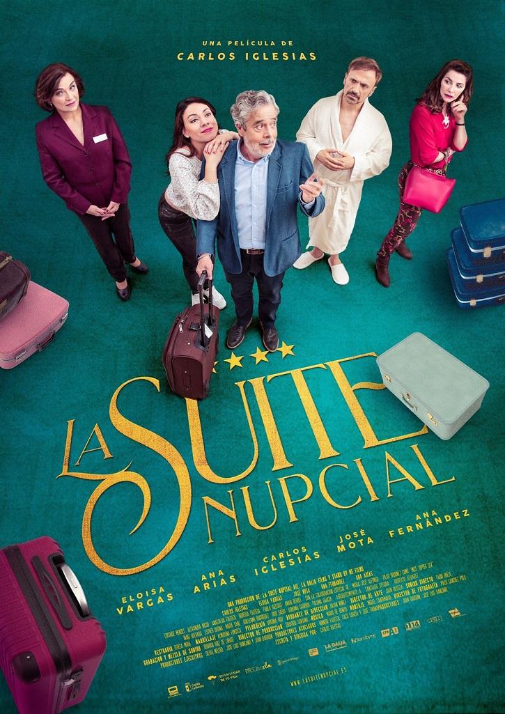 Cartel promocional del filme | 'La Suite Nupcial': Carlos Iglesias bendice la infidelidad en el matrimonio