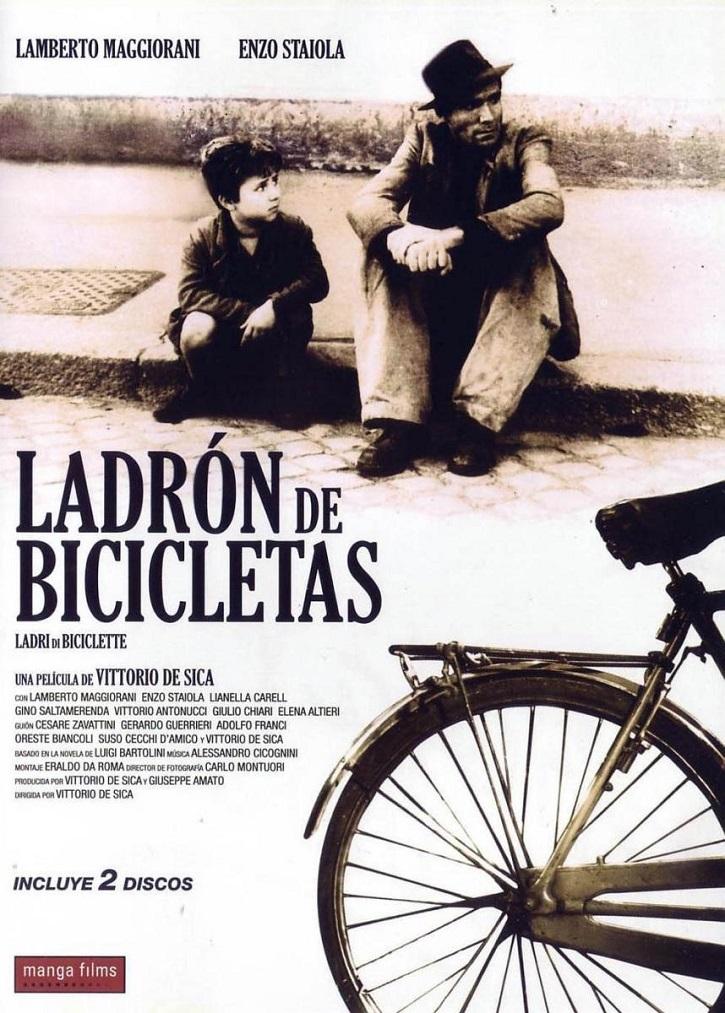 Ladrón de bicicletas | Rialp relanza la teoría del crítico francés André Bazinen '¿Qué es el cine?'