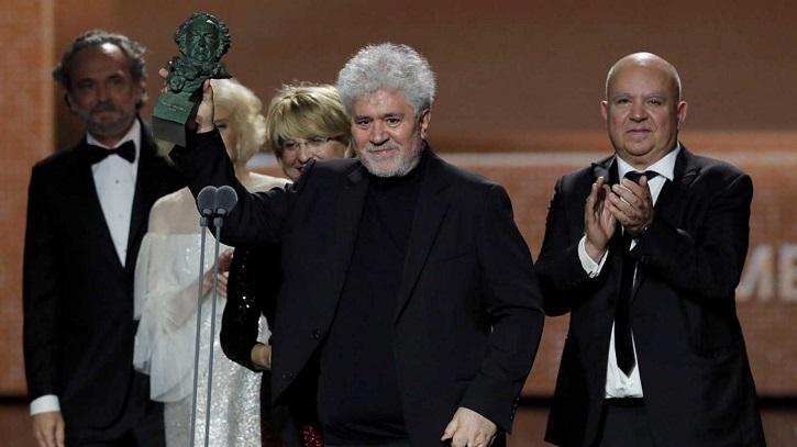 Pedro Almodóvar | 'Premios Goya 2020': 'Dolor y Gloria' arrasa con 7 estatuillas