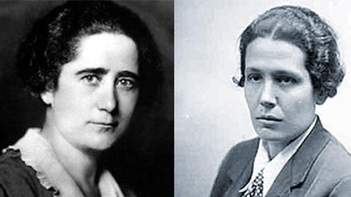 Clara Campoamor y Victoria Kent | Luis Español descubre la faceta de periodista de Clara Campoamor