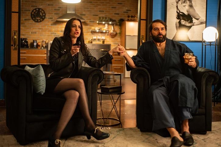 Fotograma del filme | 'Para toda la muerte': Absurda comedia negra de Alfonso Sánchez