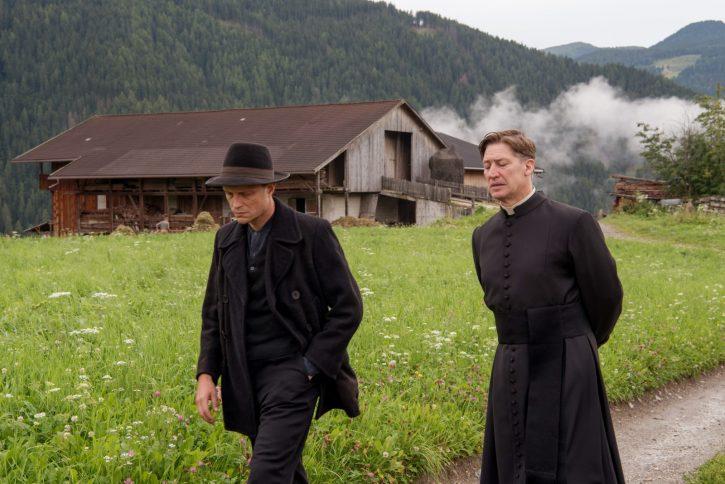 August Diehl y Tobias Moretti | 'Vida oculta': Terrence Malick entrega un vivificante testimonio de fe