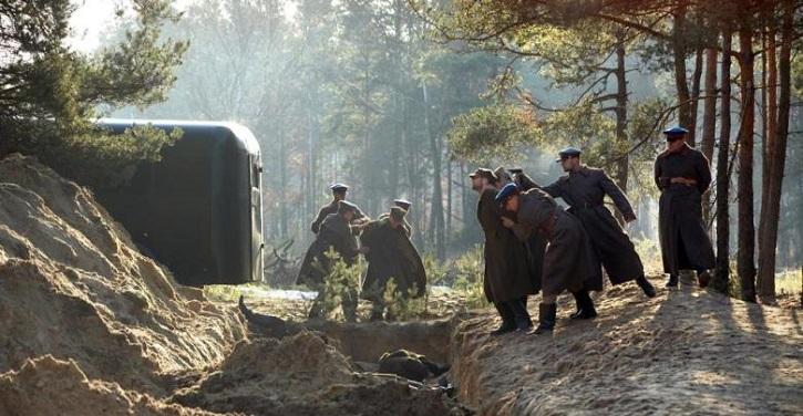 Icónico fotograma del filme Katyn | 'Katyn', según el cineasta Andrzej Wajda, 80 años después