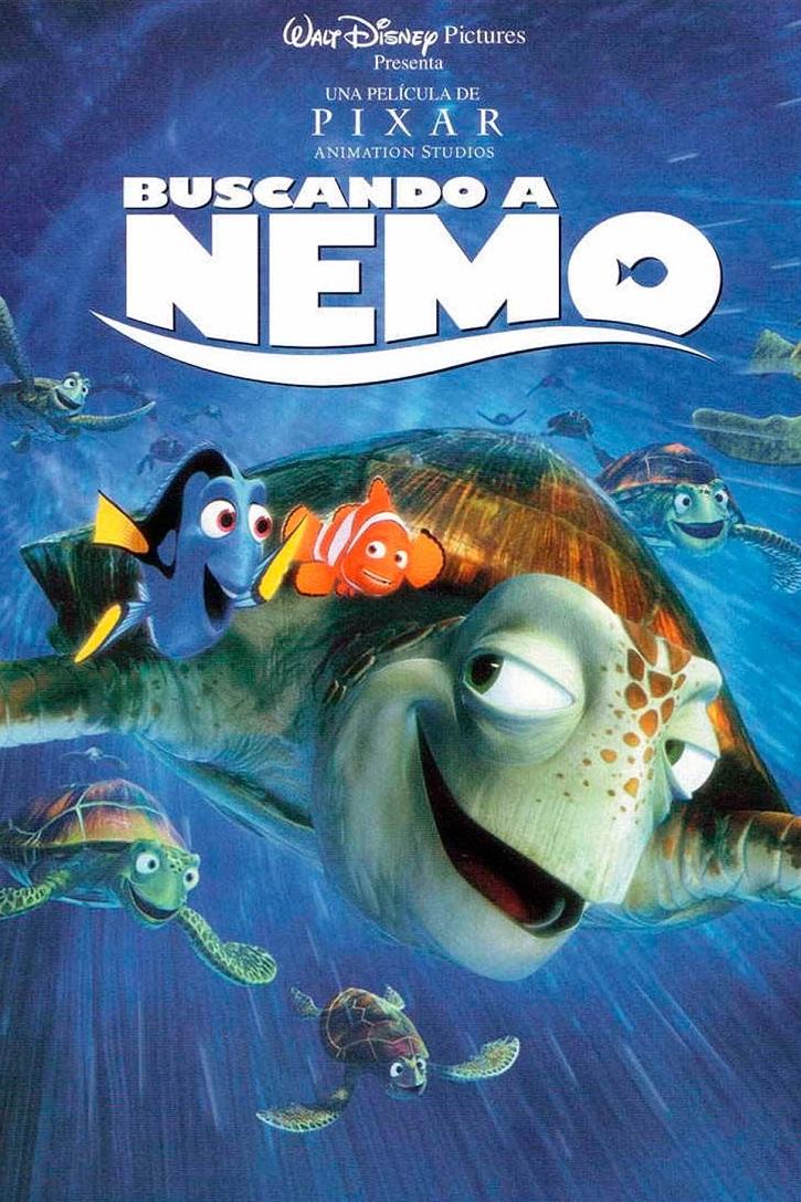 Cartel del filme de animación Buscando a Nemo | Algunas sugerencias para desarrollar un buen cineforum