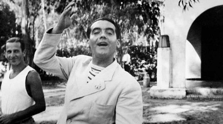 Federico García Lorca en su Granada natal | ¿Por qué celebramos el 27 de marzo el Día Mundial del Teatro?