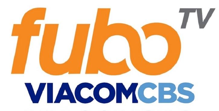 Logo de fuboTV y Viacom CBS | 'FuboTV' firma una alianza con 'ViacomCBS Networks España'