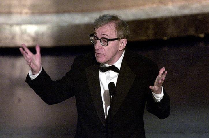 Woody Allen en 2002 | Alianza Editorial lanza autobiografía de Woody Allen 'A propósito de nada'