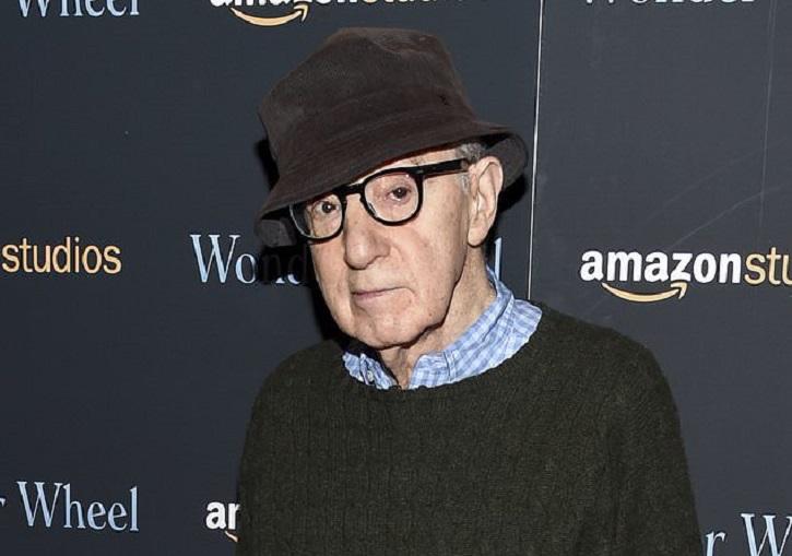 Woody Allen hace tres años | Alianza Editorial lanza autobiografía de Woody Allen 'A propósito de nada'