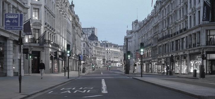 Londres | Olmo Blanco estrena 'Solo', el cortometraje que se adelantó al coronavirus