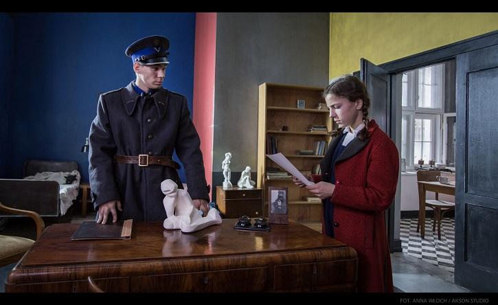 Fotograma del filme | 'Los últimos años del artista: Afterimage': Wajda dice no al comunismo