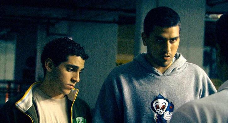 Icónico fotograma de la historia | 'Ajami': Yaron Shani y Scandar Copti debutan en el thriller con éxito