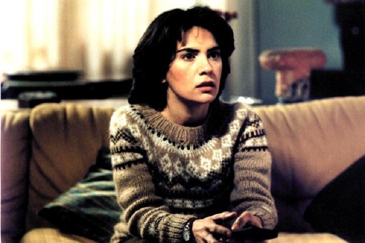 Fotograma del filme, con la gran Maya Sansa