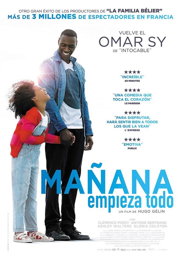 Cartel promocional del filme francés Mañana empieza todo | 'Mañana empieza todo', según Hugo Gelin: Espabila o te tomarán el pelo