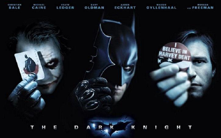 Tres identidades con inquietudes distintas | 'El caballero oscuro': La leyenda renace': Gotham contra Heath Ledger