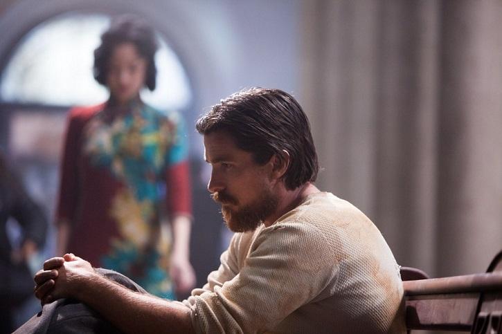Fotograma del filme | Sábado Santo: 'Las flores de la guerra' o la esperanza que no se derrite