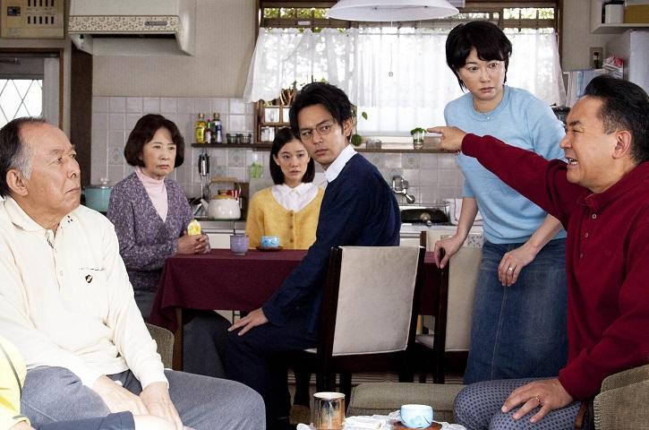 Icónico fotograma | 'Maravillosa familia de Tokio': Tierna mirada al amor de Yoji Yamada
