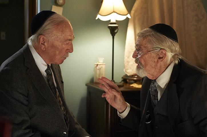 Christopher Plummer y Martin Landau | Atom Egoyan apela a la banalidad del mal en la histórica 'Remember'
