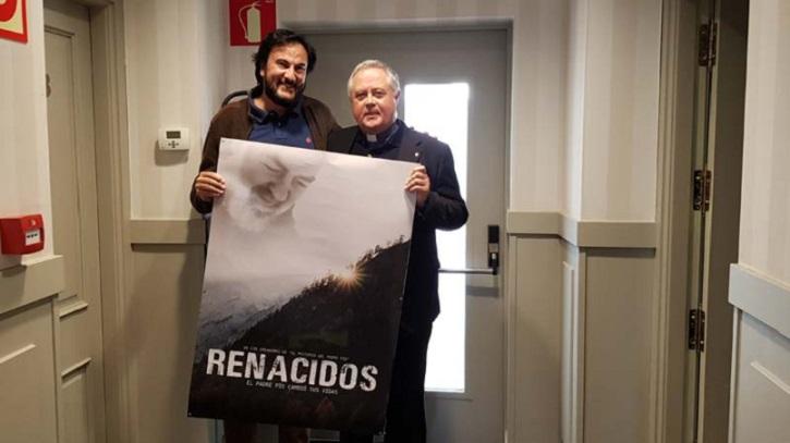 José María Zavala | 'Renacidos: El Padre Pío cambió sus vidas', online el 8 de abril