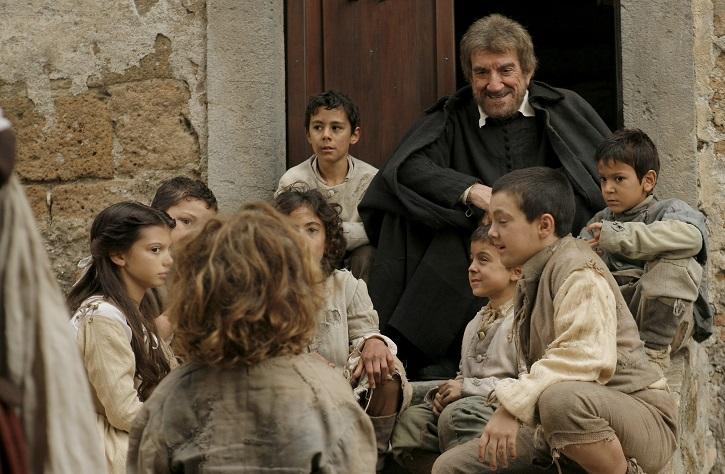 Fotograma del filme | 'Prefiero el Paraíso': Simpática hagiografía fílmica de San Felipe Neri
