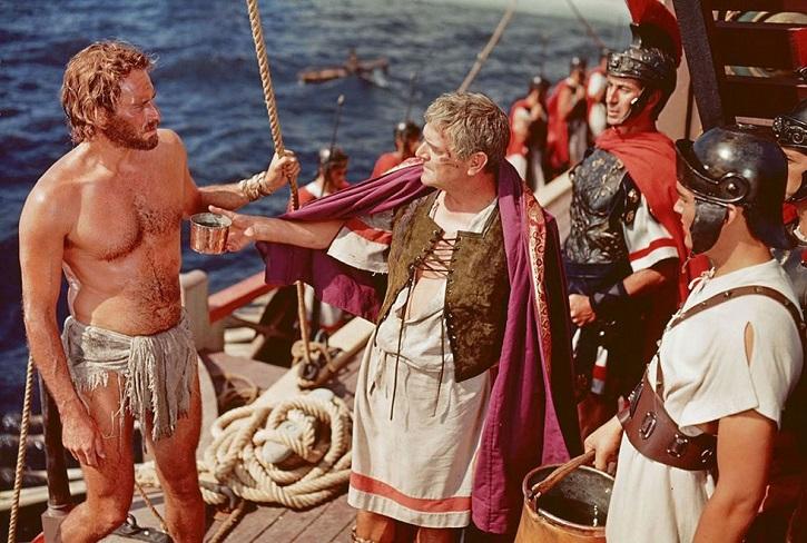 Fotograma de Ben-Hur (William Wyler, 1959)