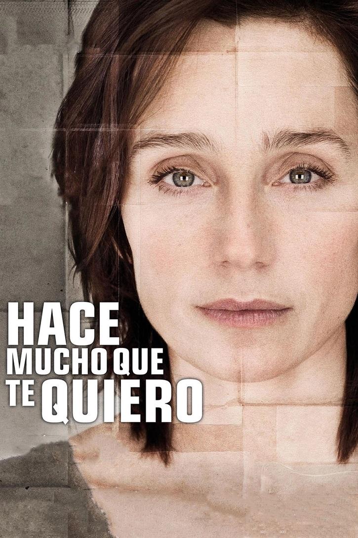 Cartel promocional del filme | 'Hace mucho que te quiero': Impactante debut del francés Philippe Claudel