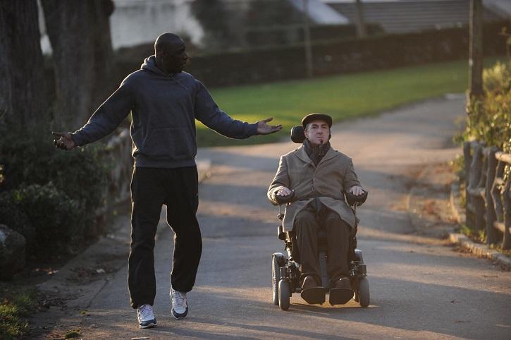 Fotograma del filme | 'Intocable': Impecable comedia francesa sobre las ganas de vivir